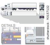 vector hi detailed commercial...   Shutterstock .eps vector #93157132