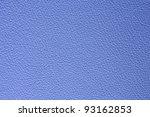 blue plastic texture - stock photo