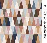 seamless geometric pattern | Shutterstock . vector #93171823