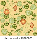 seamless background from a... | Shutterstock .eps vector #93208069