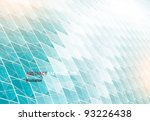 vector abstract high tech... | Shutterstock .eps vector #93226438
