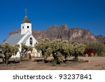 Old White Church Found In The...