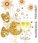party time   vector | Shutterstock .eps vector #93314827
