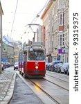 vienna  austria   nov 26  oebb... | Shutterstock . vector #93319375