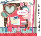Valentine S Day Scrapbook...