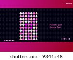 abstract background | Shutterstock .eps vector #9341548