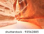 As Siq Petra  Lost Rock City O...