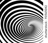twist of fate | Shutterstock .eps vector #93565042