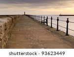 Tynemouth North Pier   Mouth O...