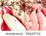 ice cream. | Shutterstock . vector #93629713