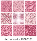 Cute Seamless Patterns For...