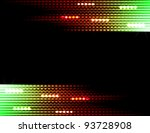 disco abstract colorful stripes ... | Shutterstock .eps vector #93728908