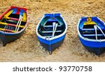 Three Traditional Fishing Boat...