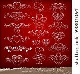 decorative elements on...