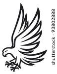 eagle   Shutterstock .eps vector #93802888