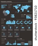 detail infographic vector... | Shutterstock .eps vector #93821710