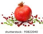 fresh fruit | Shutterstock . vector #93822040