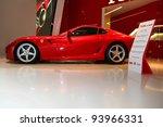 frankfurt   sept 13  ferrari... | Shutterstock . vector #93966331