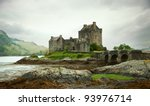 Eilean Donan Castle On A Cloud...
