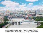 Pushkinsky And Krymsky Bridges...