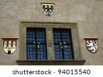 architecture of old part of... | Shutterstock . vector #94015540
