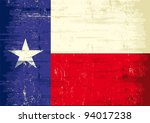 Texas Grunge Flag. The Flag Of...