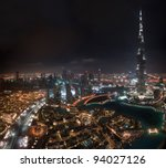 View On Burj Khalifa  Dubai ...