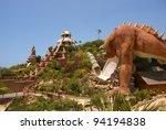tenerife island  spain   may 17 ...   Shutterstock . vector #94194838