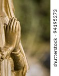 Praying Hands Clasped Pf A...