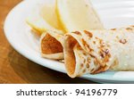 Pancake day - stock photo