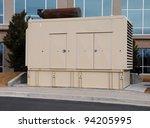 diesel backup generator for... | Shutterstock . vector #94205995