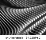 abstract silver metal... | Shutterstock . vector #94220962