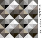 abstract geometric grey... | Shutterstock .eps vector #94249018