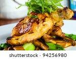 Gourmet Bone In Chicken Cooked...