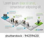 template for advertising... | Shutterstock .eps vector #94259620