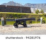 Old Cannon In Castle Of Good...
