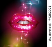 vector illustration of sparkly...   Shutterstock .eps vector #94282021