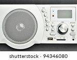 Radio - stock photo