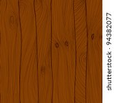 vector wood texture  hand drawn | Shutterstock .eps vector #94382077
