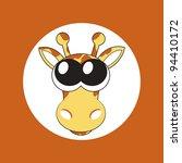 vector illustration of cartoon... | Shutterstock .eps vector #94410172