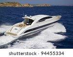 italy  sardinia  tyrrhenian sea ... | Shutterstock . vector #94455334