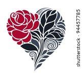 valentine | Shutterstock .eps vector #94457785