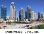 Construction Site At Jumeirah...