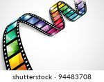 eps10 vector design with a... | Shutterstock .eps vector #94483708