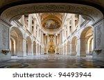 great hall ballroom in... | Shutterstock . vector #94493944