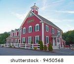 Colonial House School Building...