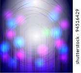 vector abstract background | Shutterstock .eps vector #94516429