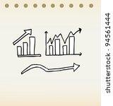 information finance business... | Shutterstock .eps vector #94561444