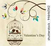 st. valentine's day greeting...