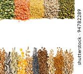 cereal grains   seeds beans  ... | Shutterstock . vector #94782289